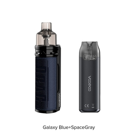 VOOPOO DRAG S+VMATE Pod Kit(Galaxy Blue)