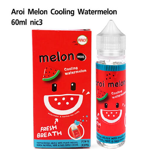 Aroi Cooling 60ml nic3