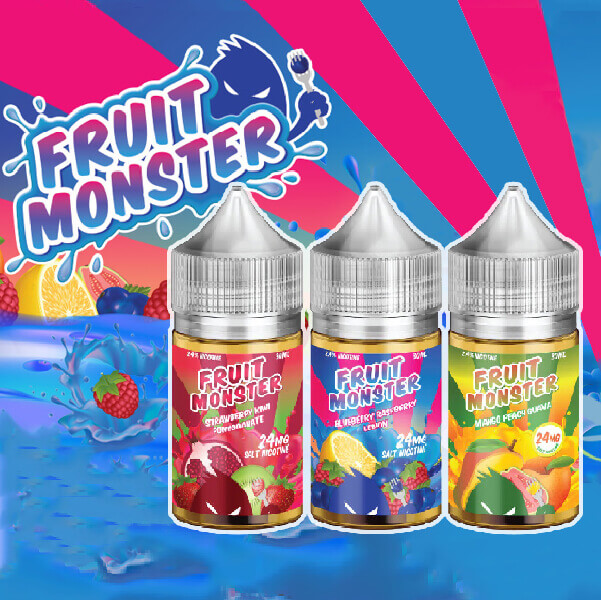 Fruit Monster Salt Nic 30ml