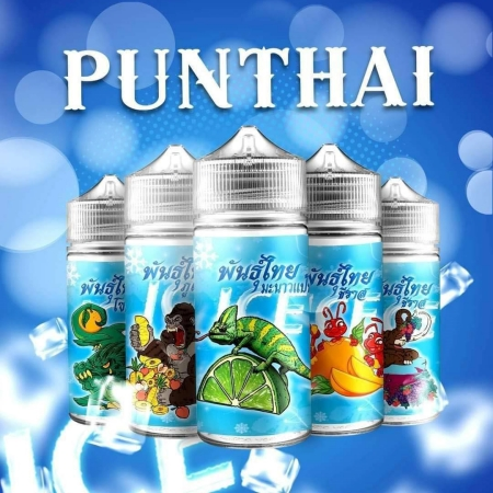 PUNTHAI ICE 100 ml